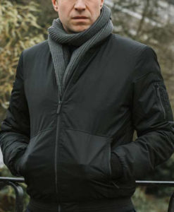 DS Nick Bailey The Salisbury Poisonings Jacket