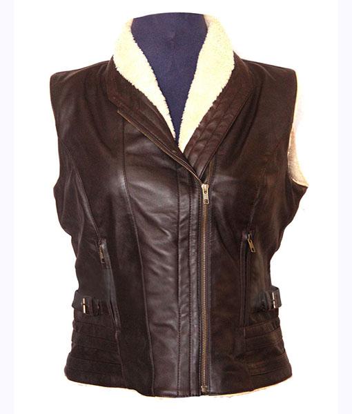 Andrea Harrison The Walking Dead Vest