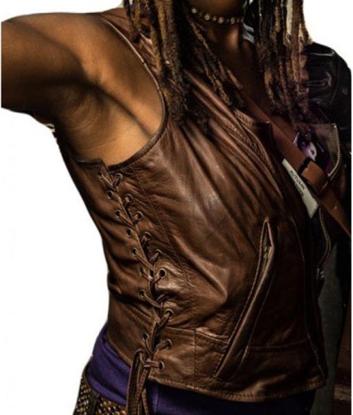Michonne The Walking Dead Vest