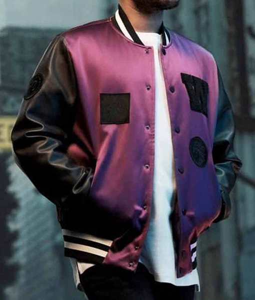 The Weeknd H&M Jacket