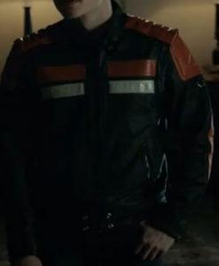 Titans Jason Todd Cafe Racer Jacket