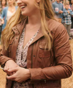 Alexandra Breckenridge Virgin River S02 Jacket