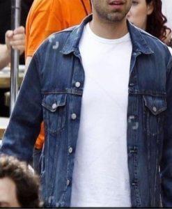 Sebastian Stan The 355 Jacket