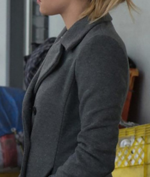 Riverdale S02 Betty Cooper Double-Breasted Coat