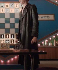Benny Watts The Queen's Gambit Coat