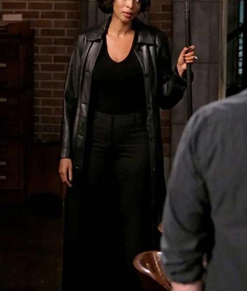 Billie Supernatural S15 Coat
