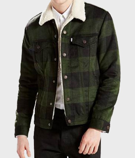 Fred Andrews Riverdale Plaid Jacket