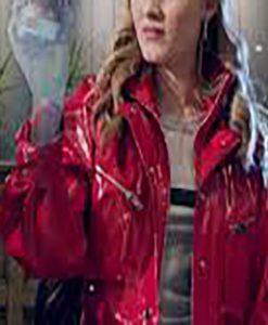 Meg Donnelly Leather Jacket