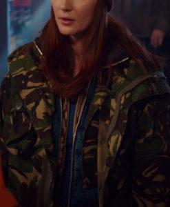 Wynonna Earp S04 Nicole Haught Jacket