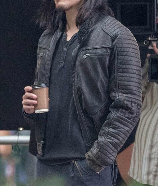 Desmond Chiam The Falcon and the Winter Soldier Jacket
