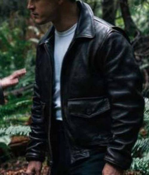 Captain Michael Quinn Project Blue Book S02 Jacket
