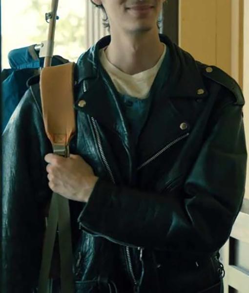 Chris Keller Interrogation Jacket