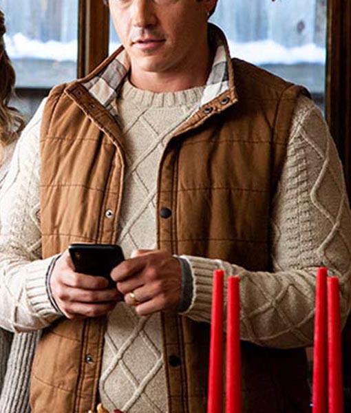 Sawyer Larsen A Very Charming Christmas Town Vest
