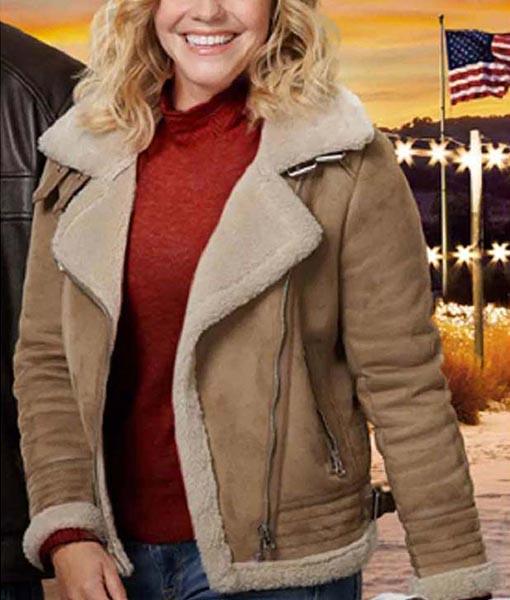Grace Garland A Veterans Christmas Jacket