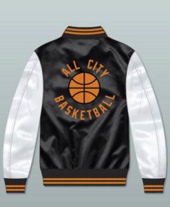 George All City Basketball Cochise Jacket