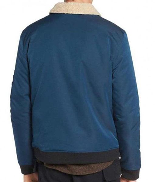 Rene Ramirez Blue Jacket