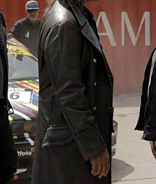 Burning Lemmy Asphalt Coat