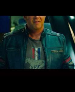 Burning Roy Asphalt Jacket