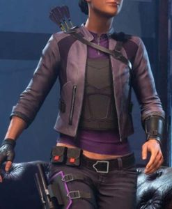 Kate Bishop Avengers Jacket