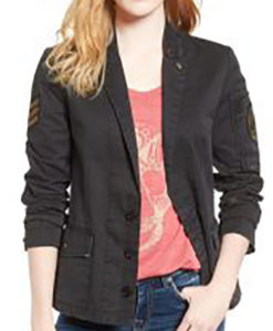 Gina Dabrowski B Positive Jacket
