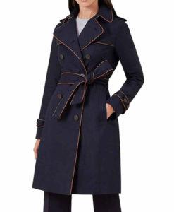 Lynn Pierce Black Lightning Coat