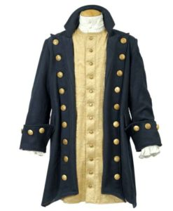 Buccaneer Pirate Men's Coat