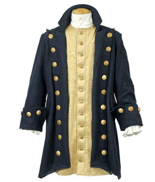 Buccaneer Pirate Men's Coat