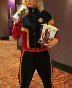 Carol Danvers Captain Marvel Tracksuit