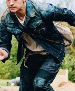 Todd Hewitt Chaos Walking Jacket