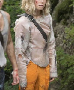 Viola Eade Chaos Walking Jacket