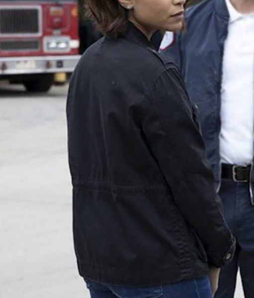 Gabriela Dawson Chicago Fire S08 Jacket