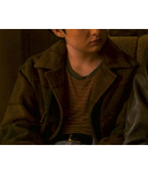 Theo Putnam Chilling Adventures of Sabrina Jacket