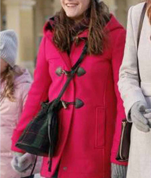 Summer Olson Christmas In Vienna Coat