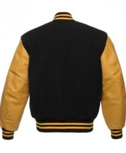 Craig Black College Varsity Jacket