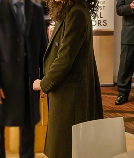 Dani Powell Prodigal Son Coat