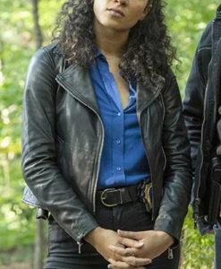 Dani Powell Prodigal Son Leather Jacket