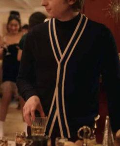 Austin Abrams Dash & Lily Sweater