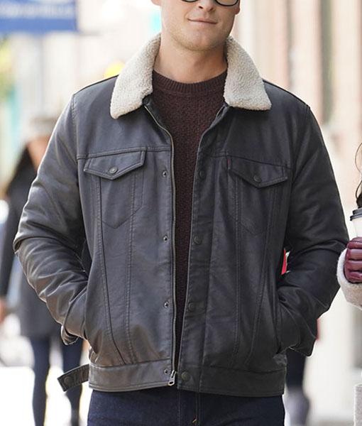Simon Dashing Home for Christmas Jacket