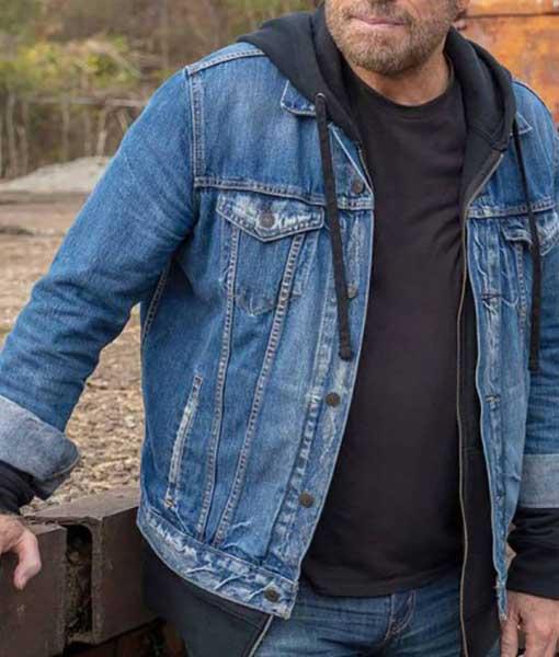 Ron Wilcox Die Hart Jacket