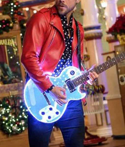 Derek Hough Disney's Magical Holiday Celebration Jacket