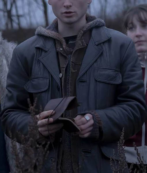 Jakob Equinox 2020 Leather Coat