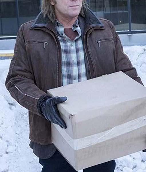 Emmit Stussy Fargo Jacket