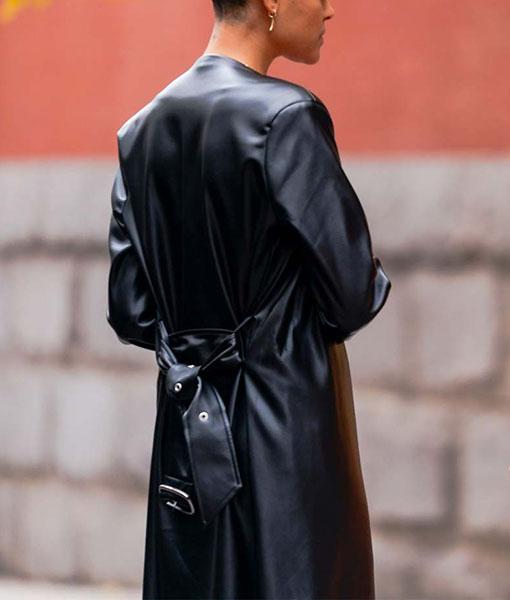 Jordan Alexander Gossip Girl 2021 Coat