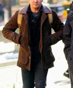 Clint Barton Hawkeye Brown Jacket