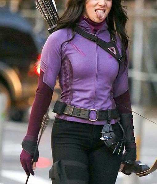 Kate Bishop Hawkeye Jacket