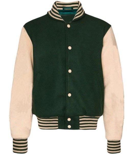 Astro Heart Mind Varsity Jacket