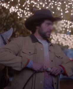 Heath Ramos Dashing in December Jacket