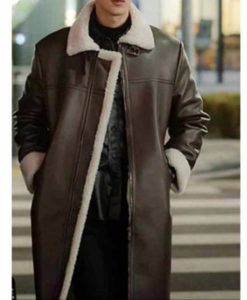 Jang Geun Won Itaewon Class Leather Coat