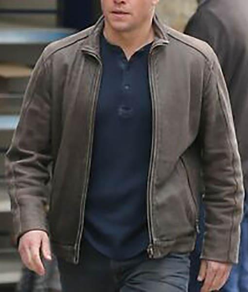 Matt Damon Jason Bourne Jacket