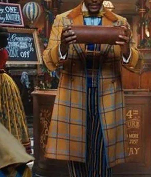 Young Jeronicus Jingle Jangle a Christmas Journey Coat
